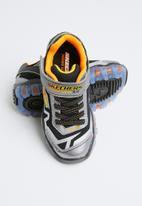 Skechers - Street lightz 2.0 - silver & black