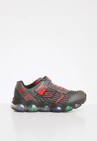 Skechers - Turbo-flash - charcoal red