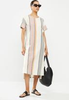 AMANDA LAIRD CHERRY - Sodwana Bay dress - multi