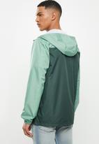Vissla  - Camper eco windbreaker - green