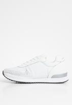 Sissy Boy - Gotta run sneaker - white