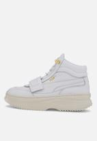 PUMA - Deva boot wn's - puma white & marshmallow