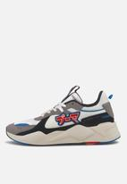 PUMA - RS-X Japanorama - puma white & steel gray