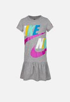 Nike - Nike girls nsw dress - grey