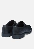 Timberland - Stormbucks plain toe oxford - black