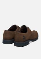 Timberland - Stormbucks plain toe oxford - dark brown