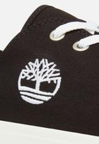 Timberland - Union wharf lace oxford - black