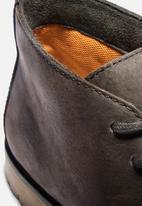 Timberland - Jackson's landing waterproof pt chukka - dark brown
