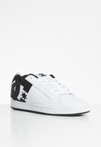 DC - Court graffik - white/black/black