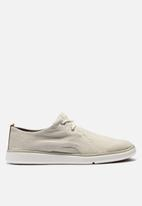 Timberland - Gateway pier casual oxford - light taupe