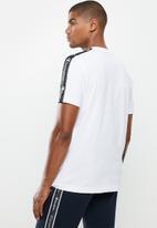 Champion - Crewneck T-shirt - white