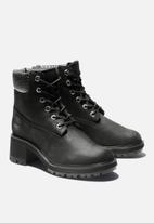 Timberland - Kinsley 6 inch waterproof boot - black