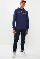 Champion - Hooded sweat shirt - navy