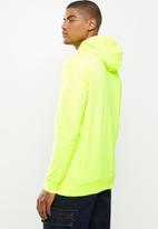 Champion - Hooded sweatshirt - bright yellow