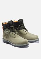 """Timberland - 6"""" Waterproof treadlight boot - dark green"""