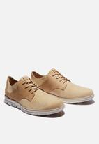Timberland - Bradstreet pt mixed media ox - medium beige