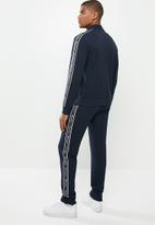 Champion - Full zip track suit - blue