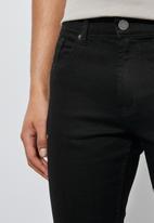 Superbalist - Boston slim jeans - black