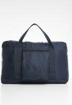 MANGO - Handbag london - blue