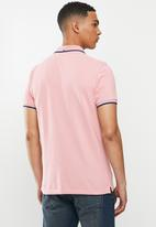 Ben Sherman - Romford polo - seashell