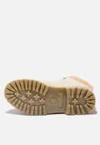 Timberland - 6in premium waterproof boot l/f- w - light taupe