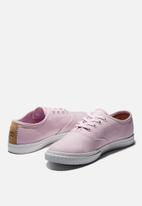Timberland - Newport bay bumper toe ox - light pink
