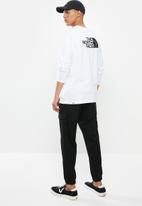 The North Face - Easy tee - white