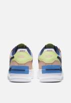 Nike - Air Force 1 Shadow  - photon dust/royal pulse-barely volt