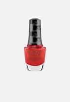 Morgan Taylor - Switch On Nail Lacquer Ltd Edition - Total Request Red