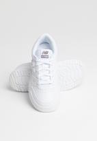 New Balance  - Court ct20 trainers - white