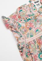 Cotton On - Bundle tess dress & tia bloomer - multi