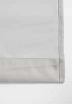 Sixth Floor - Metro self-lined eyelet curtain - natural