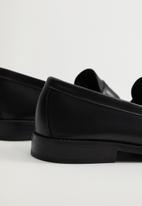MANGO - Shoes classic - black