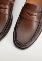 MANGO - Shoes classic - brown