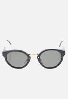 SUPER By Retrosuperfuture - Panama sunglasses 47-23-145 -black/gold