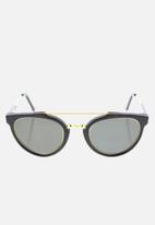 SUPER By Retrosuperfuture - Giaguaro sunglasses 51-25-145 - black/gold
