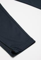 Nike - Nkb knit ankle zip pant - navy