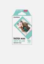 Fujifilm - Instax mini film - sky blue