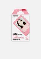 Fujifilm - Instax mini film - pink lemonade