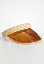 Billabong  - Bronzed visor - bronze