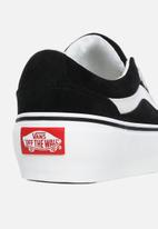 Vans - Shape ni - (og) black & true white