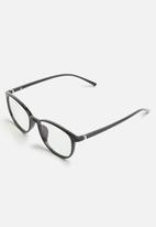 Superbalist - Finn blue light glasses - black
