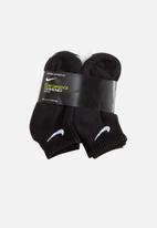 Nike - Nike df performance basic quarter - black