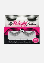W7 Cosmetics - Wispy Lashes - WL18
