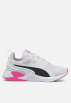PUMA - Disperse xt wn s - puma white & luminous pink