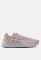 PUMA - Puma taper - peachskin-puma white-gray violet