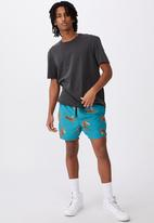 Factorie - Resort short - la tealgra