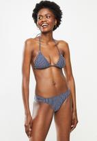Roxy - Beach classics regular bottom - navy & white