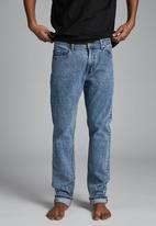 Cotton On - Slim fit jean - palm blue