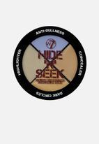 W7 Cosmetics - Hide 'N' Seek - Anti-Dullness Lavender Concealer Quad